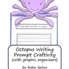 Craftivity: Ocean Octopus Writing Prompt