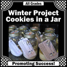 Crafts Fundraiser Cookies in a Jar