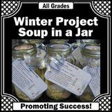 Christmas Crafts for Kids Fundraiser Friendship Soup Mix i