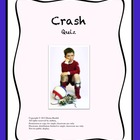 Crash by Jerry Spinelli  Reading Comprehension Quiz
