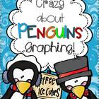 Crazy About Penguins Graphing  {5 Primary Math Centers}