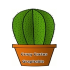 Crazy Cactus Graphable Math File Folder Center Game