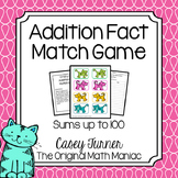 Crazy Cat Addition Fact Game 2.NBT.5