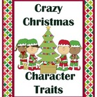 Crazy Christmas Character Traits