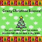 Crazy Christmas Science Experiments and Activities