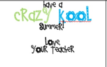 Crazy Kool Summer