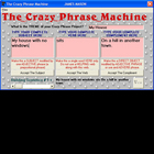Crazy Phrase Machine for Windows PC