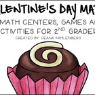 Crazy for the Common Core {5 Math and 5 ELA Centers, Games