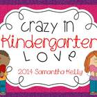 Crazy in Kindergarten Love - Valentine's Day