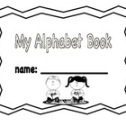 Create Your Own Alphabet Book
