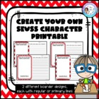 Create Your Own Seuss Charater
