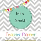 Create Your Own Teacher Planner or Binder: 2013-2014