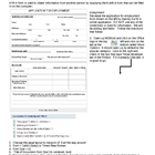 Create a Fill-In Form in Microsoft Word
