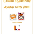 Create a Speaking Avatar with Voki!