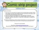 Create a comic strip with Microsoft Word 2003, 2007, and 2010