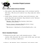 Create an Invention Project