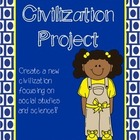 Create your own civilization using Science and Social Studies
