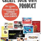 Create your own product--Advertising Unit
