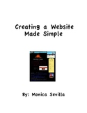 Creating A Website Made Simple eBook