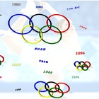 Creating Olympic Rings