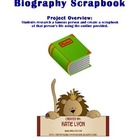 Creating a Biography Scrapbook