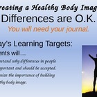 Creating a Healthy Body &amp; Self Image/ Gender Stereotypes