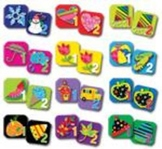 Creative Teaching Press Poppin Patterns Calendar Seasonal Days