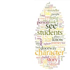 Creative Visualization: Language Arts and Character buildi