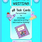 Creative Writing 48 Task Cards