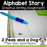 Alpha Stories Writing Warm Up