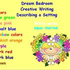 Creative Writing Dream Bedroom Description