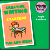 Creative Writing Fun and Ideas for Grades 5 and 6