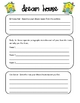 Creative Writing Graphic Organizer-Dream House