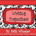 Creative Writing - Graphic Organizers