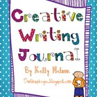 Creative Writing Journal {Writing to Express Yourself and
