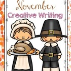Creative Writing - November