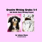 Creative Writing Story Project: Job Switch Grades 2 to 4
