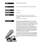 Creative word processing activities