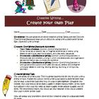 Creative writing activity: Write a play (Common Core)