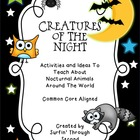 Creatures Of The Night-All About Nocturnal Animals