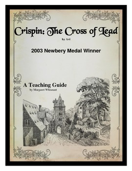 Crispin:  The Cross of Lead        A Novel Teaching Pack