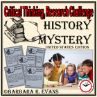 Critical Thinking -- History Mystery Research Challenge