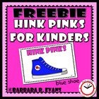 Critical Thinking Kids Love -- Freebie Hink Pinks for Kinders