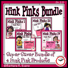 Critical Thinking Kids Love -- Hink Pink Bundle I