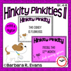 Critical Thinking Kids Love -- Hinkity Pinkities II