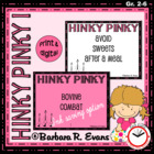 Critical Thinking Kids Love -- Hinky Pinky I