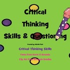 Critical Thinking Teachers Helper