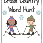 Cross Country Word Hunt