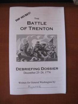 Crossing the Delaware: The Battle of Trenton Debriefing Dossier