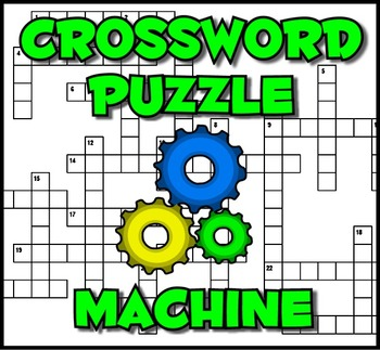 Crossword Puzzle Generator